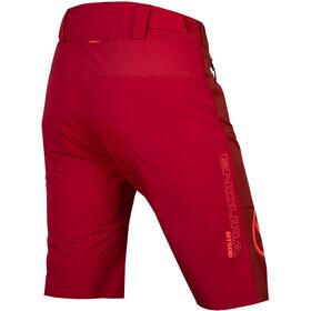 Endura MT500 Spray II Shorts Damen rot